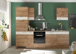 küchen block 270cm 2 farbig küchenzeile küche uvp 499 neu