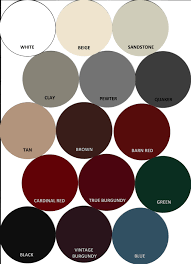 Color Charts | Garages, Barns, Portable Storage Buildings, Sheds ... Steel Building Gallery Category Custom Building_32 Image Armstrong Price Your Online In Minutes Residential Metal Roofing Siding Decor Lowes Solution For New Home Gambrel Buildings For Sale Ameribuilt Structures Best 25 Barn Ideas On Pinterest Sliding Doors Live Edge Barns And Barn Style Sheds Leonard Truck Accsories Roof Stunning Burgundy Roof And Log Color Visualizer2017 Pole