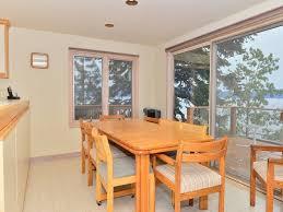 Bluestone Dining Room by Blue Stone Lakefront Retreat Image Gallery Hauserman Rental Group