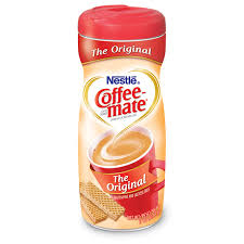 Coffee Mate Powdered Creamer