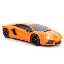 Amazoncom QUN FENG RC Car 118 Lamborghini Aventador Radio Remote