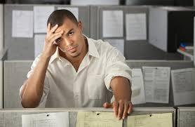 de sexe dans un bureau employé de bureau de sexe masculin surchargé image stock image
