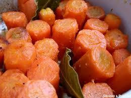 cuisiner les carottes recette de carottes poêlées collantes façon oliver