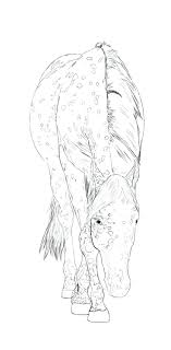 Free Online Horse Coloring Pages Games Colouring Kids