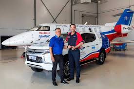 100 Thrifty Truck Rentals Help On The Ground For The Flying Doctor Business News