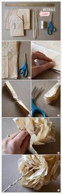 How To Make Paper Flowers With Newspaper Gallery Flower Decoration