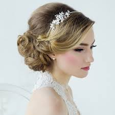 Indian Bridal Hairstyle Accessories Hairstyle 817