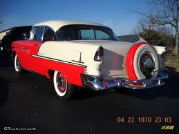 2 Door Red 1955 Chevy Bel Air, Chevy Truck Vin Decoder | Trucks ...