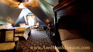 Ann Bean Mansion Bed and Breakfast in Stillwater MN