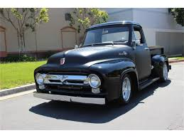 1955 Ford F100 For Sale   ClassicCars.com   CC-977575 1955 Ford Pick Up Street Rod Youtube Panel Truck Hot Network Pickup Stock Photos Mikes Musclecars On Twitter F100 Pick Up For Sale 312ci Resto Mod F1201 Louisville 2016 Hits All The Right Nostalgic Notes Fordtruckscom Ford 27500 Pclick Custom W 460 Racing Engine 2107189 Hemmings Motor News