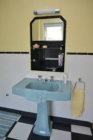 50s bathroom sink artcomcrea
