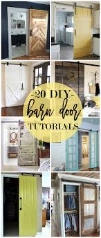 20 DIY Barn Door Tutorials Epbot Make Your Own Sliding Barn Door For Cheap Bypass Doors How To Closet Into Faux 20 Diy Tutorials Diy Hdware Build A Door Track Hdware How To Design The Life You Want Live Tips Tricks Great Classic Home Using Skateboard Wheels 7 Steps With Decor Ipirations Best 25 Doors Ideas On Pinterest Barn Remodelaholic 35 Rolling Ideas Exterior Kit John Robinson House