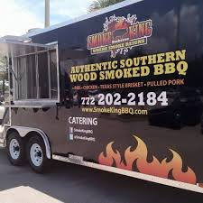 Smoke King BBQ - Port St. Lucie, FL Food Trucks - Roaming Hunger Fathom Go Behind The Food Truck A Recipe For Spanish Pork The Renaissance Where Yat Trucks Catering Salt Block In Harwich Hub How To Start A Winnipeg Canada Heart Is Where Good Food Kings Layer Facebook Just Words Mumbais Festival Dog Treat East Greenbush Ny Mugzys Barkery Why Chicagos Oncepromising Truck Scene Stalled Out Season Boston See Who And Get Lunch From Bon Mes New Brick Mortar Restaurant Enemy Kitchen By Michael Rakowitz At Mca Chicago Museum Of