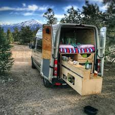 Follow Our Current Van Conversion Project In Partnership With RawCalifornia