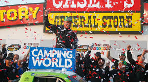 Brett Moffitt Scores NASCAR Truck Series Win In Iowa - The Drive Christopher Bell Dominates En Route To Nascar Camping World Truck The Official Stewarthaas Racing Website Grant Enfinger Champion Power Equipment Rain Postpones Cwts Race At Bristol Speed Sport Camping World Trucks Romeolandinezco Series Race Results From Kansas Talk William Byron Racing Driver Wikipedia At 2015 Results Winner Standings And 1995 Chevrolet Craftsman Racer For Sale On Bat Auctions Matt Crafton Won The Hyundai Martinsville 2016 2017 Paint Schemes Team 99