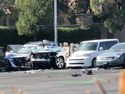 100 Las Vegas Truck Accident Attorney Filipino Doctor Killed In Multiple Car Crash Wife