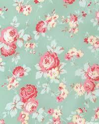 Background Floral Vintage Rosa 1