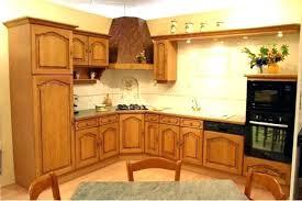 habillage cuisine habillage hotte cuisine hotte de cuisine en angle beautiful hotte d