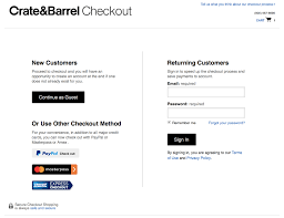 17 Tips For A Smooth Ecommerce Checkout Process - SaleCycle Pottery Barn Fniture Shipping Coupon 4 Corner Fingerboards Coupon Code Crate Barrel Coupons Doki Coupons Hello Subscription And Barrel Code 2013 How To Use Promo Codes For Crateandbarrelcom Black Friday 2019 Ad Sale Deals Blacker And Discount With Promotional Emails 33 Examples Ideas Best Practices Asian Chef Mt Laurel Taylor Swift Shop Promo Codes Crateand 15 Off 2018 Galaxy S4 O2 Contract