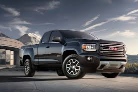 100 2014 Chevy Mid Size Truck By The Numbers 2012 Vs 2015 GMC Canyon Trend