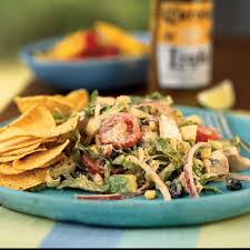 Chipotle Halloween Special 2015 by Chipotle Chicken Taco Salad Recipe Myrecipes