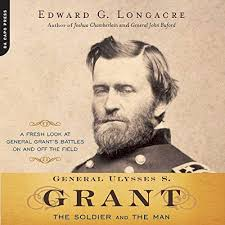 General Ulysses S Grant Audiobook Cover Art