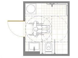 barrierefrei wohnen kleines oder großes badezimmer