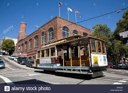 Cable Car Passing The Cable Car Museum With Powerhouse And Car ... Cable Car Remnants Forgotten Chicago History Architecture Museum San Francisco See How They Work 2016 Youtube June Film Locations Then Now Images Know Before You Go Franciscos Worldfamous Cars Bay City Guide Bcxnews Of Muni Powellhyde 17 Powell Street Turnaround Michaelyamashita Barnsan California The Home Page Sutter Railway
