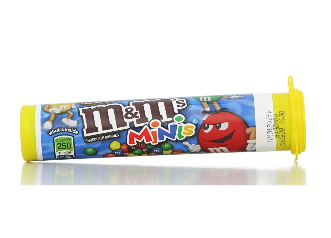 M&M's Milk Chocolate Mini Mega Candy - 1.77oz