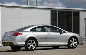 Peugeot 407 Coupe 2006 Car Review