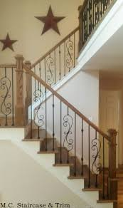 8 Best Staircases With Replacement Balusters Images On Pinterest ... Are You Looking For A New Look Your Home But Dont Know Where Replace Banister Neauiccom Replacing Half Wall With Wrought Iron Balusters Angela East Remodelaholic Stair Renovation Using Existing Newel Fresh Best Railing Replacement 16843 Heath Stairworks Servicescomplete Removal Of Old Railing Staircase Remodel From Mc Trim Removal Carpet Home Design By Larizza Chaing Your Wood To On Fancy Stunning Styles 556