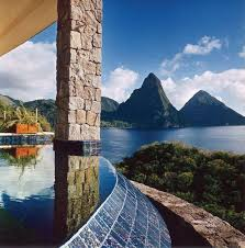 100 Jade Mountain Room With A View The Sun Suite