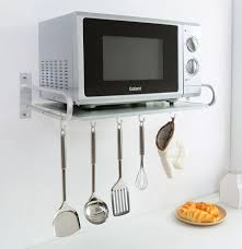 aluminum space frame microwave oven shelf Wall
