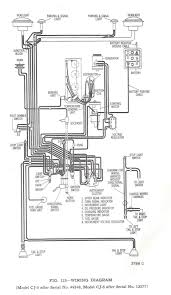 100 Willys Truck Parts 1950 Jeep Wiring Harness Wiring Diagram