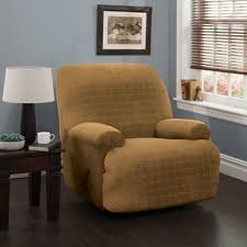 Lane Wing Chair Recliner Slipcovers by Buy Stretch Wing Chair Slipcover From Bed Bath U0026 Beyond