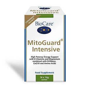 Biocare Mitoguard Intensive Food Supplement - 14 Sachets, 140g