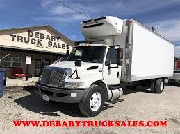 100 International Truck Sales 2012 4300 Refrigerated For Sale Sanford FL