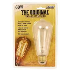 vintage style light bulbs home depot house design plans