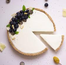buttermilch zitronen tarte buttermilch blaubeere