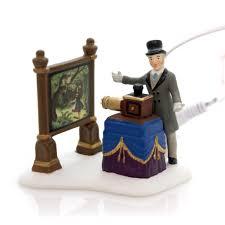Dept 56 Halloween Village Ebay by Department 56 Accessory The Amazing Magic Lantern Show Village