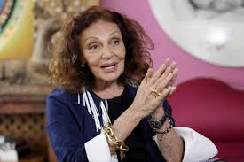 In This June 19 2017 File Photo Designer Diane Von Furstenberg Speaks During