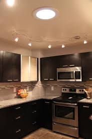 Galley Kitchen Track Lighting Ideas by Kitchen Artistic Kitchen Lighting Ideas Regarding Galley Kitchen