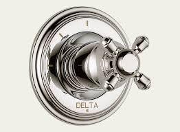 t11897 pnlhp delta cassidy series diverter trim polished nickel
