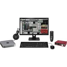 Apple Complete Recording Studio With Mac Mini V7 MGEM2LL A