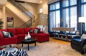 22 beautiful red sofas in the living room home design lover