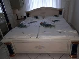 komplett schlafzimmer luxor blau weiss kaufen auf ricardo