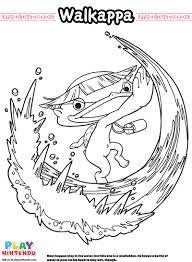 Yo Kai Coloring Pages PLAY 2