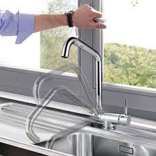vorfenster küchenarmatur 360 drehbar spültischarmatur wasserhahn küche spültischbatterie armatur mischbatterie für küche chrom