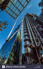 100 Richard Rogers And Partners Lloyds Building Address 1 Lime Street Was Designed By The