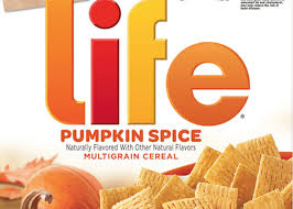 Pumpkin Spice Mms Target by Life Pumpkin Spice Cereal Back For A Limited Time Simplemost